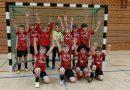 Turniersieg beim Budenzauber für die U11-1