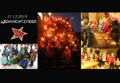 U7 Weihnachtsfeier 2019