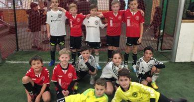 Blitzturnier im Soccerdome