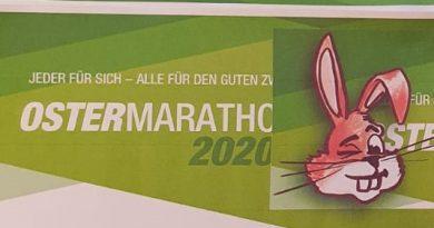 Ostermarathon 2020
