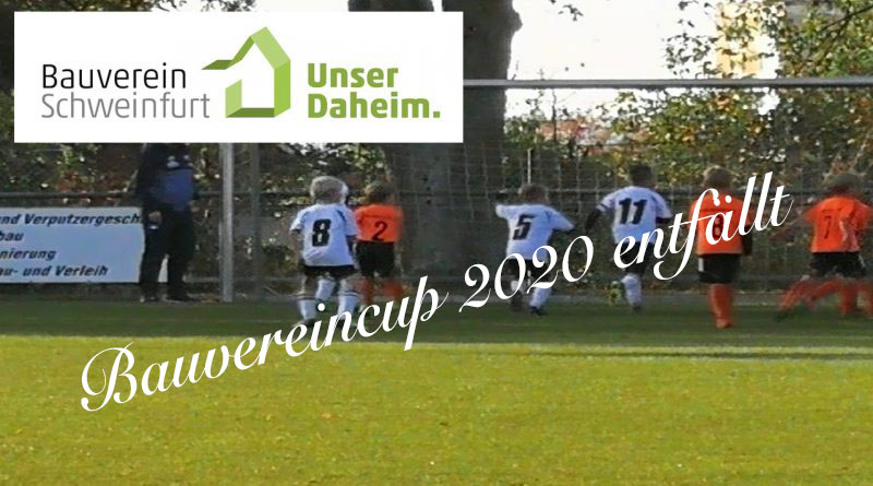 Bauverein Cup 2020 entfällt