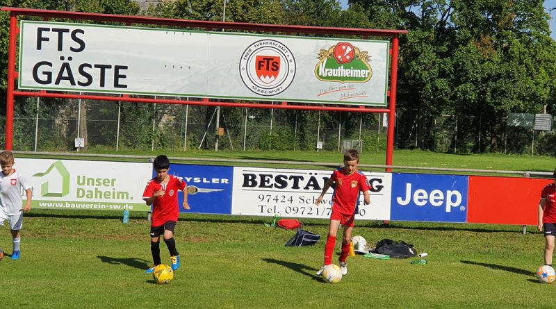 FTS Jugendmannschaften nehmen Training wiederauf